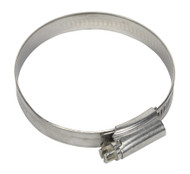 Sealey SHCSS2X Hose Clip Stainless Steel åø55-64mm Pack of 10
