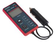 Sealey AK500 Battery & Alternator Tester 12V - LCD Screen