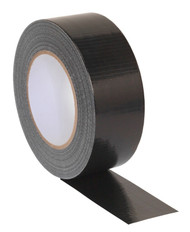 Sealey DTB Duct Tape 48mm x 50mtr Black
