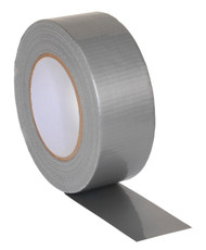 Sealey DTS Duct Tape 48mm x 50mtr Silver