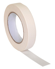 Sealey MTG24 Masking Tape General Purpose 24mm x 50mtr 60åÁC