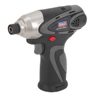 "Sealey CP6013 Impact Driver 14.4V 1/4"" Hex Drive 117Nm - Body Only"