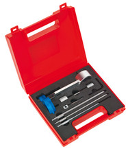 Sealey VS5170 Diesel Engine Setting/Locking Kit - VAG 1.4, 1.6, 2.0 Common Rail - Belt Drive