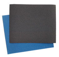 Sealey ES2328120 Emery Sheet Blue Twill 230 x 280mm 120Grit Pack of 25