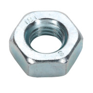 Sealey SN10 Steel Nut M10 Zinc DIN 934 Pack of 100