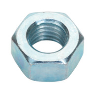 Sealey SN12 Steel Nut M12 Zinc DIN 934 Pack of 25