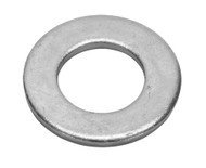 Sealey FWA1428 Flat Washer M14 x 28mm Form A Zinc DIN 125 Pack of 50