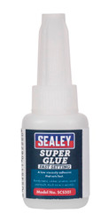Sealey SCS301 Super Glue Fast Setting 5g