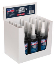 Sealey SCS638 High Strength Retainer 50ml Pack of 12