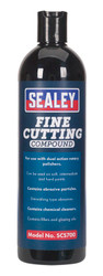 Sealey SCS700 Cutting Compound Fine 500ml