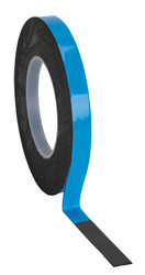 Sealey DSTB125 Double-Sided Adhesive Foam Tape 12mm x 5mtr Blue Backing