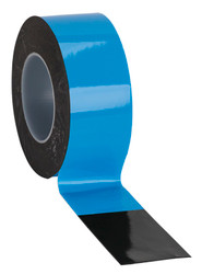 Sealey DSTB505 Double-Sided Adhesive Foam Tape 50mm x 5mtr Blue Backing