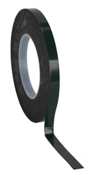 Sealey DSTG1210 Double-Sided Adhesive Foam Tape 12mm x 10mtr Green Backing