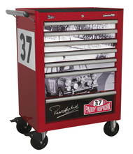 Sealey AP26479TPH Rollcab 7 Drawer Paddy Hopkirk Limited Edition
