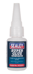 Sealey SCS302S Super Glue Fast Setting 20g