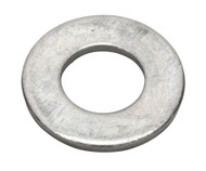 Sealey FWC1228 Flat Washer M12 x 28mm Form C BS 4320 Pack of 100