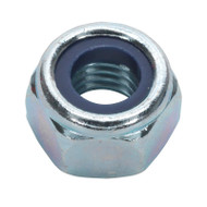 Sealey NLN10 Nylon Lock Nut M10 Zinc DIN 982 Pack of 100