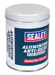 Sealey SCS103 Aluminium Anti-Seize Compound 500g Tin