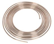 """Sealey CNP004 Brake Pipe Seamless Tube Cupro-Nickel 22 Gauge 1/4"""" x 25ft BS EN 12449 CW024A"""