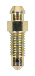 Sealey BS7128 Brake Bleed Screw M7 x 28mm 1mm Pitch Pack of 10