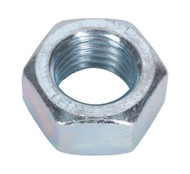 Sealey SN24 Steel Nut M24 Zinc DIN 934 Pack of 5