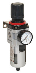 Sealey SA4001FR Air Filter/Regulator - High Flow