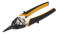 Sealey AK6916 Aviation Tin Snips - Mini Straight Cut