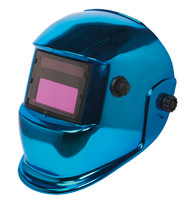 Sealey PWH598B Welding Helmet Auto Darkening Shade 9-13 - Blue