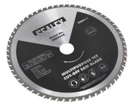 Sealey SMS255B Multipurpose Cut-Off Saw Blade åø250 x 2.4mm/åø30mm 60tpu