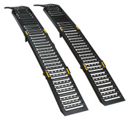 Sealey FCR500 Steel Folding Loading Ramps 500kg Capacity per Pair