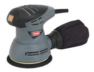 Siegen S0125 Dual Action Palm Sander åø125mm 240W/230V
