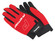 Sealey MG796L Mechanic's Gloves Padded Palm - Large