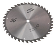 Sealey TS10P.60 Blade åø254mm x 2.8mm/åø16mm Bore 40tpu