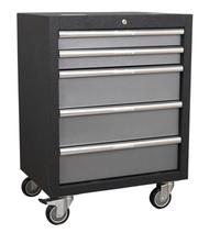 Sealey APMS58 Modular 5 Drawer Mobile Cabinet 650mm