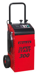 Sealey SUPERSTART300 Starter/Charger 300Amp 12/24V