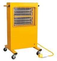 Sealey IRC153110V Infrared Cabinet Heater 1.5/3kW 110V