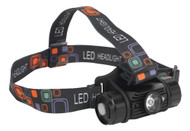 Sealey HT108LED Rechargeable Head Torch 5W CREE XPG LED Auto Sensor
