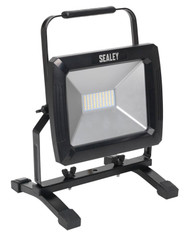Sealey LED097 Portable Floodlight 70W SMD LED 110V