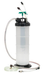 Sealey TP204 Vacuum Fuel/Fluid Extractor 8ltr