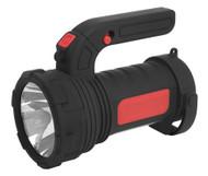 Sealey LED4100 Spotlight 5W LED + 3W COB LED 3 x AA