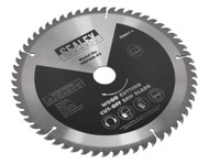 Sealey SMS255.53 Cut-Off Saw Blade åø250 x 3.2mm/åø30mm 60tpu