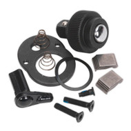 "Sealey AK667238.RK Repair Kit for AK6672.02 & AK667238M 3/8""Sq Drive"
