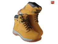 DEWALT XMS18BOOT10 Extreme 3 Wheat Safety Boots UK 10 Euro 44 (DEWEXTW10)
