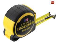 Stanley FatMax¨ XMS18TAPE10 Next Generation Tape 10m/33ft