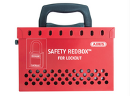 ABUS Mechanical ABU00298 - B835 Safety Redbox For Group Lockout