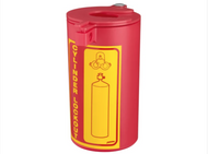 ABUS Mechanical ABU00449 - P606 Gas Cylinder Lockout