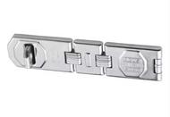 ABUS Mechanical ABU110195HS - 110/195 Hinged Hasp & Staple