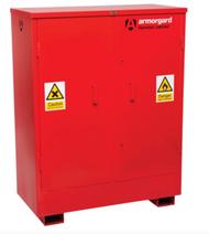 Armorgard ARMFSC3 - FlamStor Hazard Cabinet 1200 x 580 x 1550mm