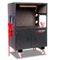Armorgard ARMSS3 - CuttingStation Chopsaw Work Bench 1360 x 800 x 1280mm