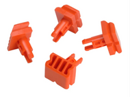 Black & Decker B/DX40400 - X40400 Vice Pegs for Workmate Pack of 4